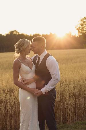 Sunset Wedding Photography London Ontario Canada Wedding Planner