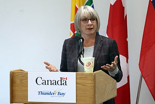 Minister Patty Hajdu Youth Inclusion Pro