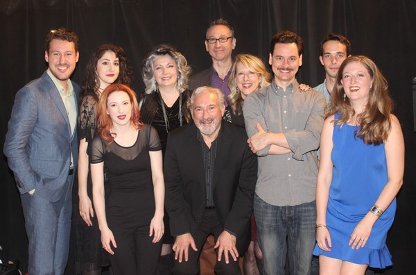 The cast and crew of FIRE by Debra Whitfield