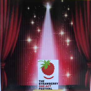 TRANSFERENCE accepted into the Strawberry One-Act Festival!