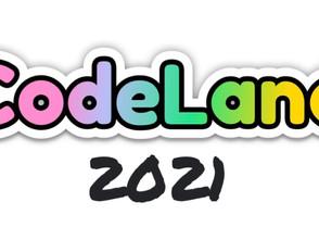 CodeLand 2021 Announced
