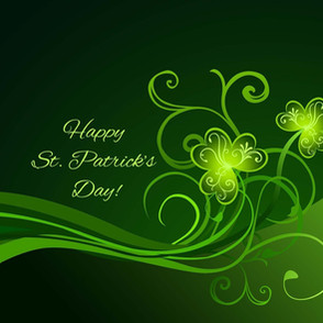 Happy St Patrick's Day ☘️