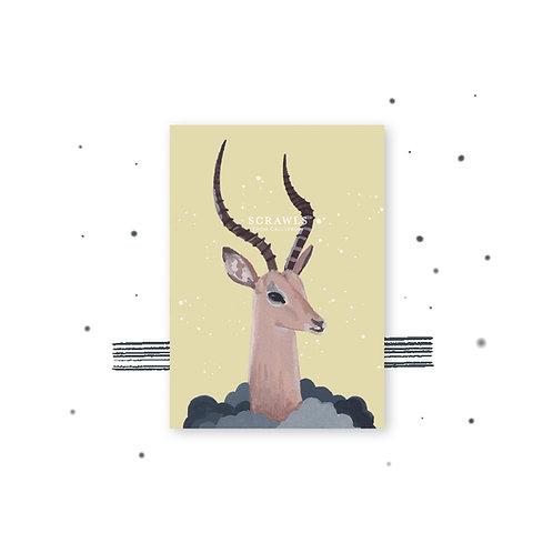 The Deer Scrawl