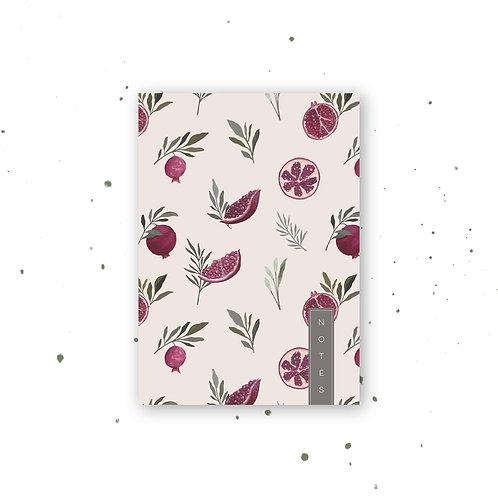 Scarlet | Notebook