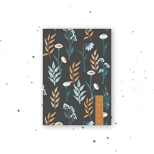 Floral Bloom | Notebook