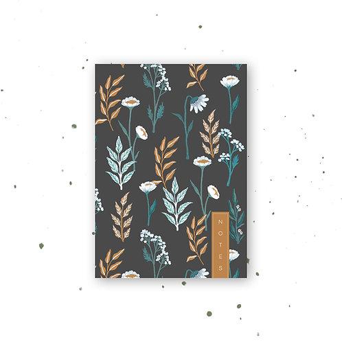 Floral Bloom | Notebook