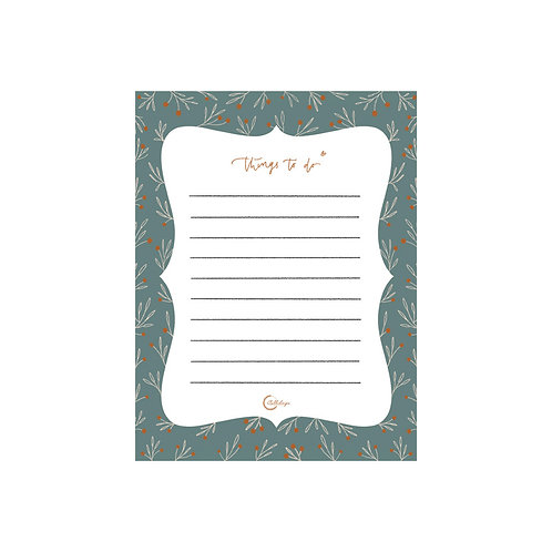 The Elegance Notepad