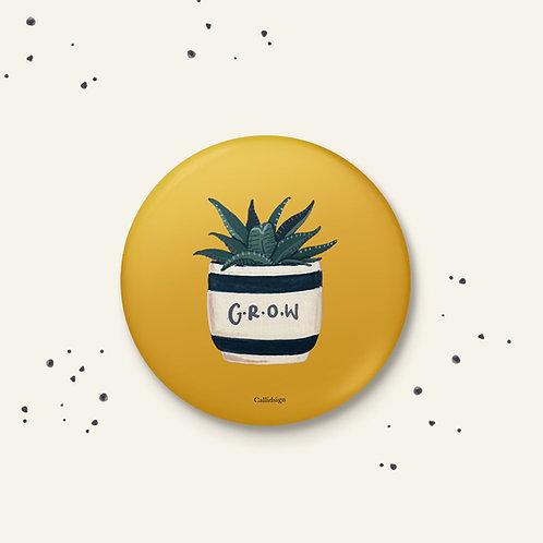 Grow Badge - Set of 2