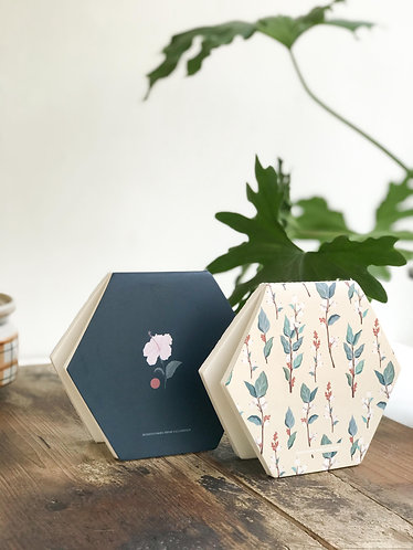 Cotton + Bloom | Honeycombs Pack of 2