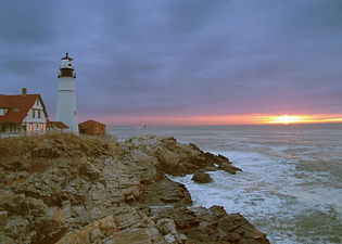 Norman Charlette's Portland Headlight At