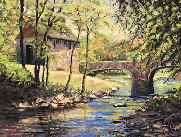 Laura Kinlock The Old Grist Mill