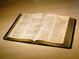 Leitura da Bíblia por Neuza Baldini