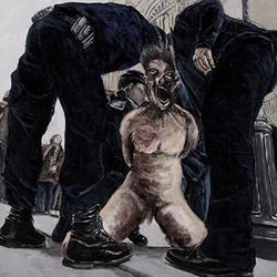 A prisão de um personagem de Baco PB