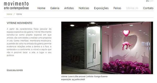 MeuSite Galeria Movimento Arte Contempor