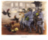 Briga de Galo/ Cockfight no site da Art Magazine Portugal