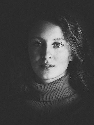 Fine Art Portraits Black and White