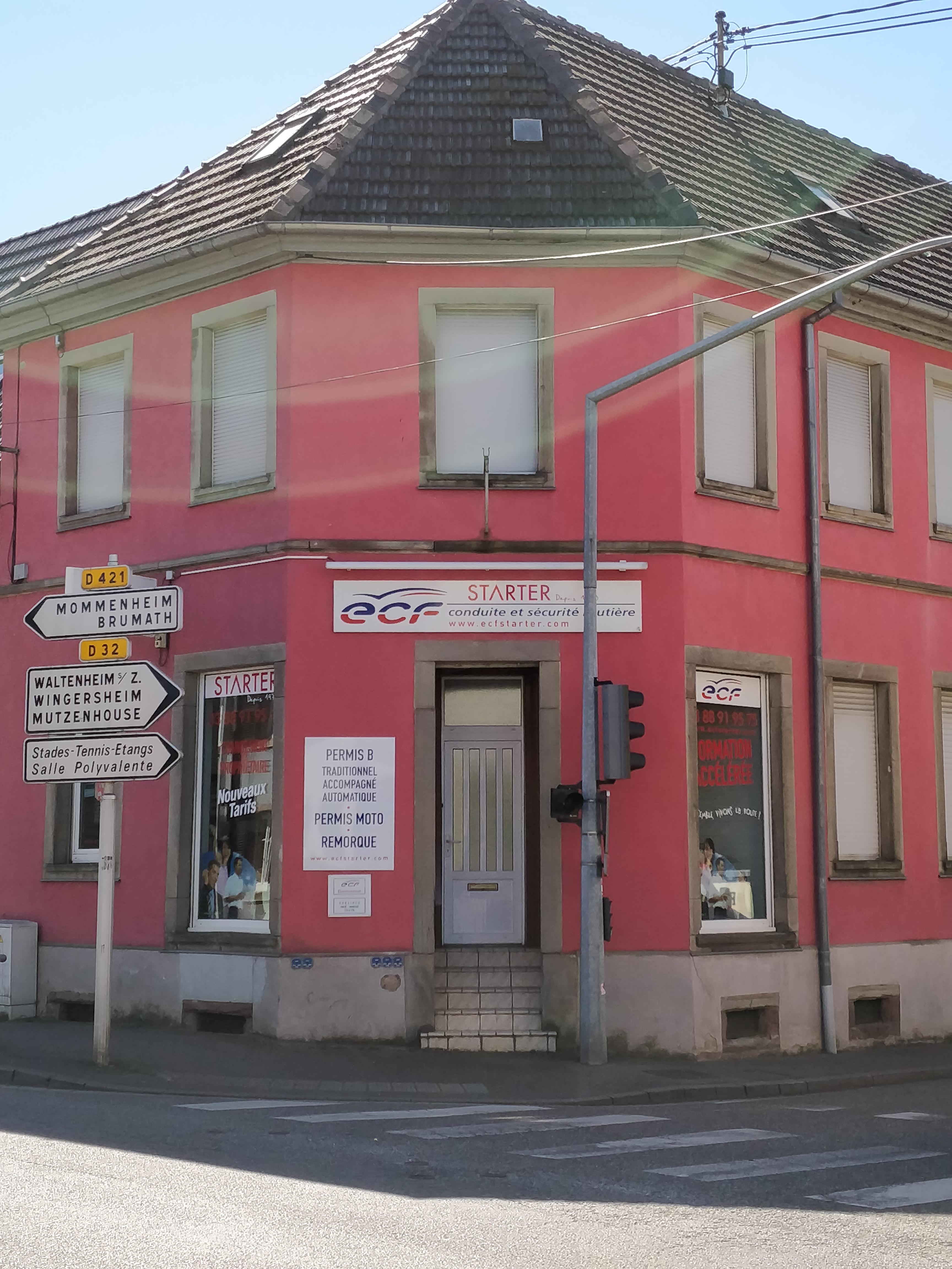 Bureau de Schwindratzheim