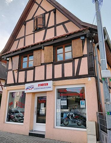 ecf starter auto moto cole nord de strasbourg. Black Bedroom Furniture Sets. Home Design Ideas