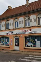 ECF Starter bureau de Vendenheim