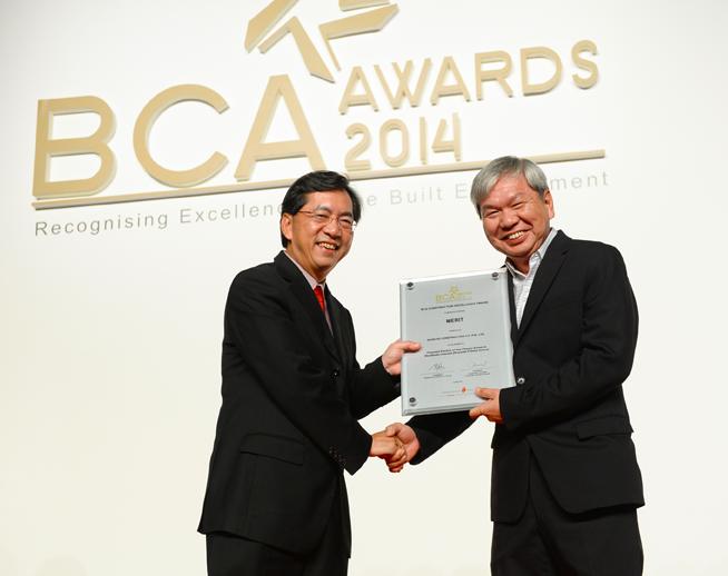BCA-Award