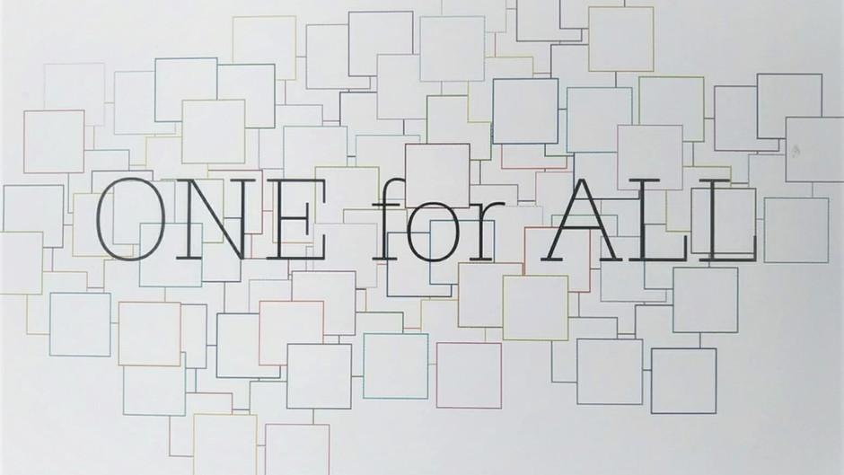 企画展 ONE for All