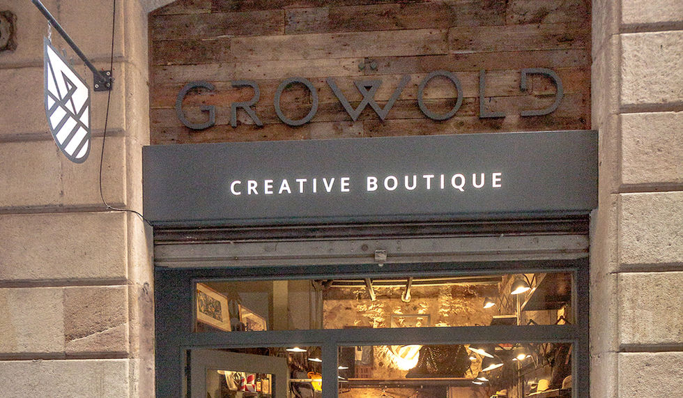 Growold - creative boutique