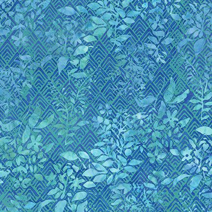 Artisan Batiks: Azula Peacock SRK-19775-78 - Fabric by the Yard