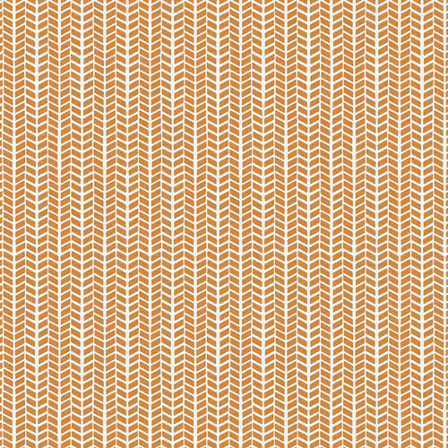 "Cozy & Joyful ""Herringbone Gold"" Designed by Maureen Cracknell Fabric by Yard"