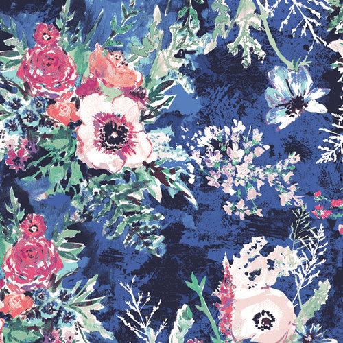 "Aquarelle ""Impressionist Wash Crisp"" AGF - Fabric by the Yard"