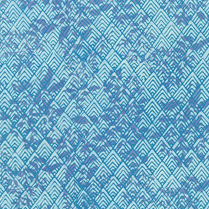 Artisan Batiks: Azula Periwinkle SRK-19775-61 - Fabric by the Yard