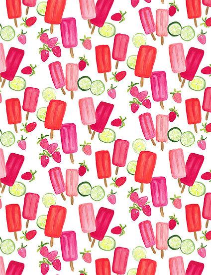 "American Summer ""Popsicles"" for Dear Stella"