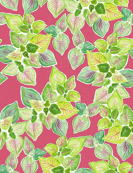 """Orangerie """"Leafy Garden"""" for Dear Stella"""