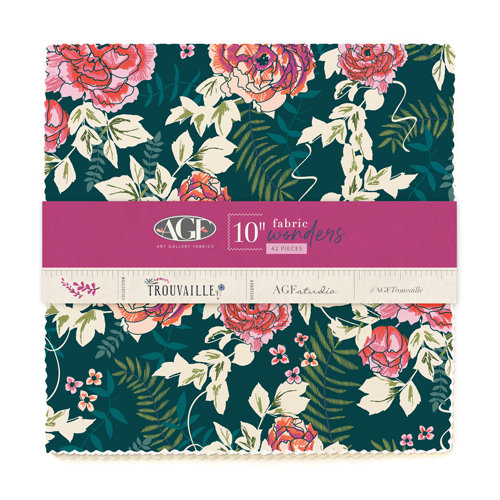 Trouvaille by AGF Studio 10in Stacker - 42 Pieces