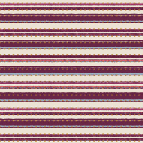 """Rosewood Fusion """"The Right Path Rosewood"""" by Pat Bravo Fabric by Yard"""