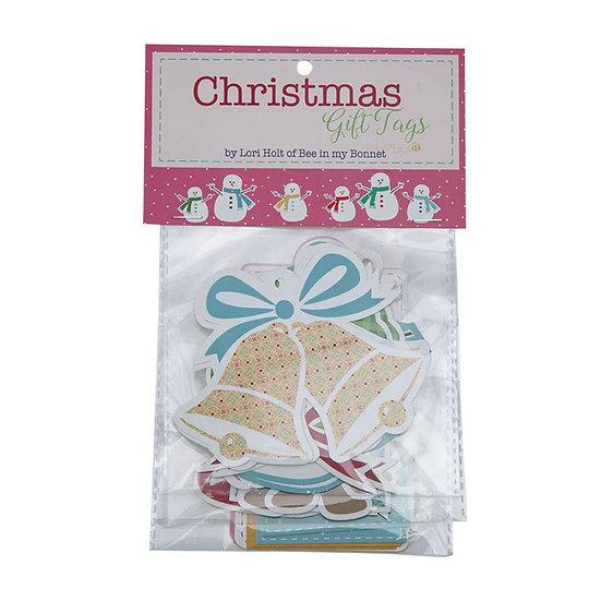 Lori Holt Gift Tags Christmas