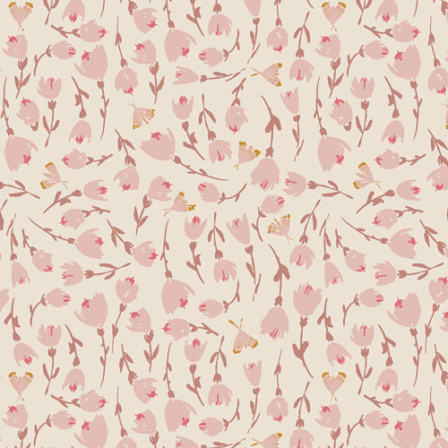 """Rosewood Fusion """"Discovered Rosewood"""" by Bonnie Christine Fabric by Yard"""