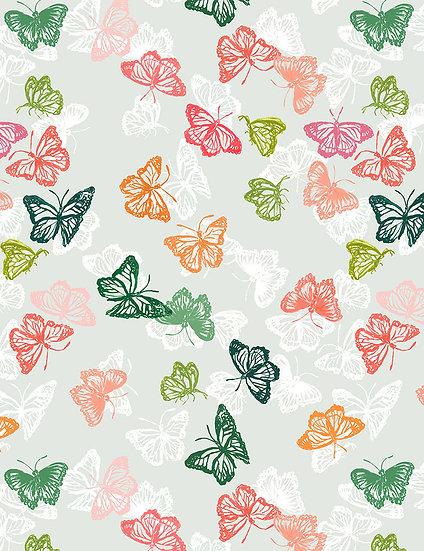 """Orangerie """"Butterflies"""" for Dear Stella"""