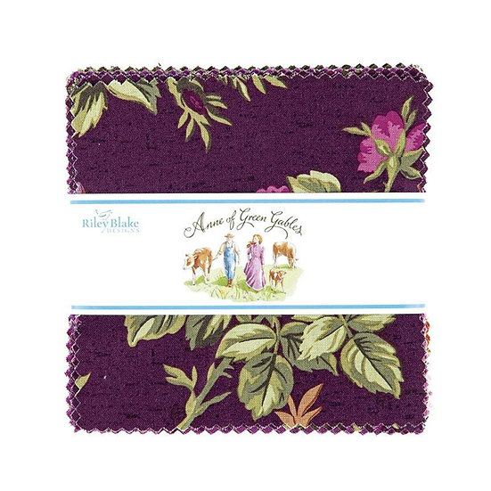 Anne of Green Gables 5 inch Stacker - 42 Pieces