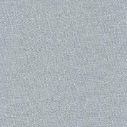 Kona Cotton Solids in Iron