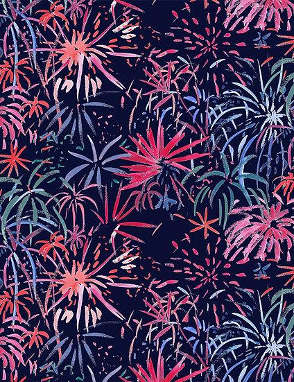 """American Summer """"Fireworks"""" for Dear Stella"""