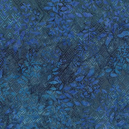 Artisan Batiks: Azula Indigo SRK-19775-62 - Fabric by the Yard