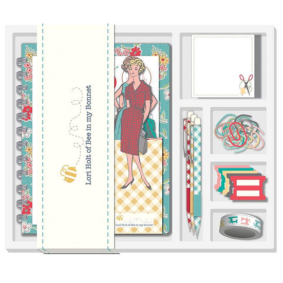 My Happy Place Office Bundle - Lori Holt of Bee in my Bonnet