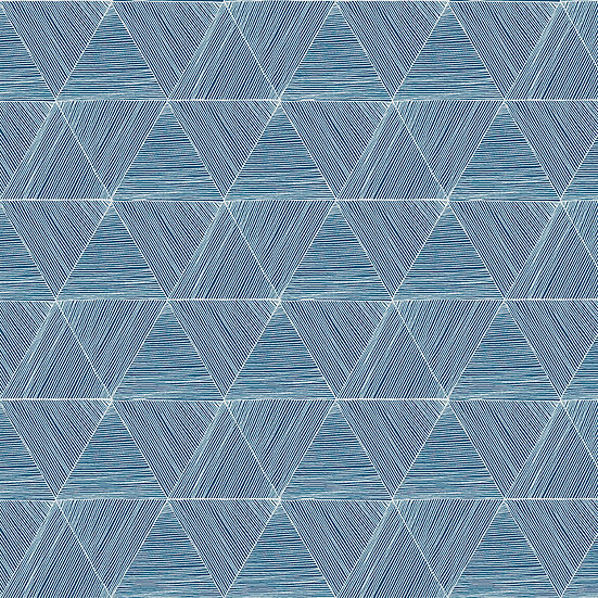 "Rocky Mountain Wild ""Peaks in Blue"" for Riley Blake Designs"