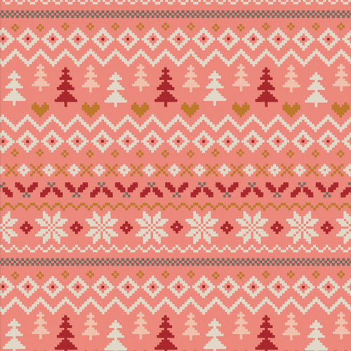 """Cozy & Magical """"Warm & Cozy Candy"""" Designed by Maureen Cracknell"""