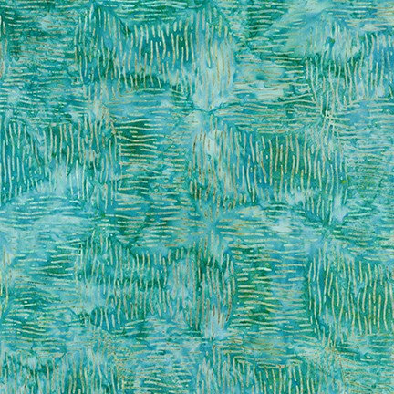 Artisan Batiks: Daybreak Teal 19888-213 - Fabric by the Yard