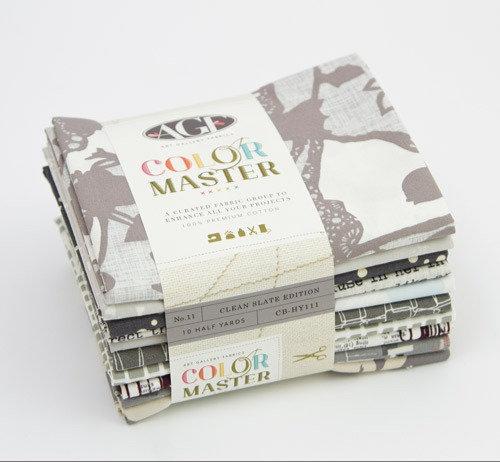 No. 11 Clean Slate Edition Half Yard Bundle by Art Gallery Fabrics