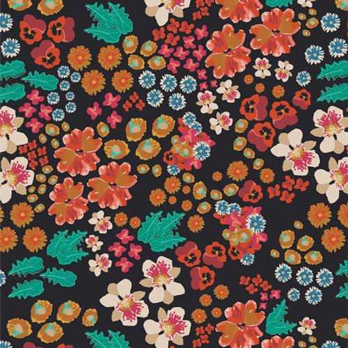 "Andina ""Urubamba Flora"" AGF - Fabric by the Yard"