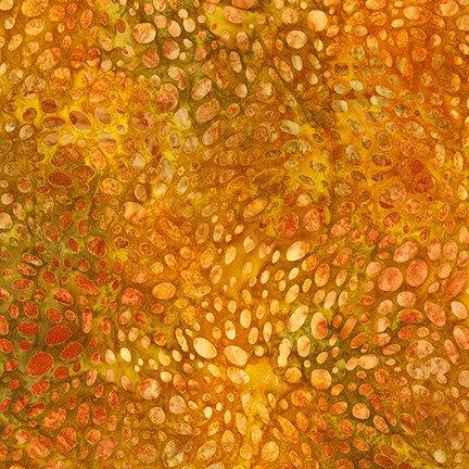 Artisan Batiks: Daybreak Gold 19891-133 - Fabric by the Yard
