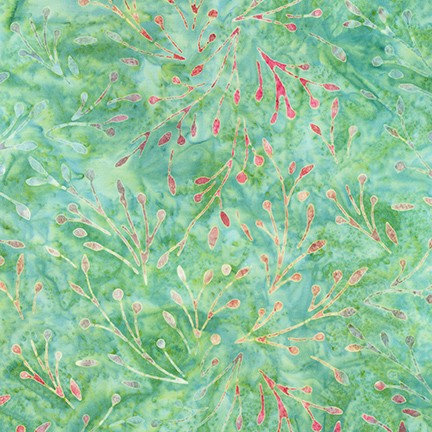 Artisan Batiks: Daybreak Green 19889-7 - Fabric by the Yard