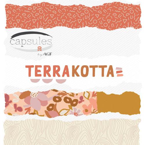 Terra Kotta by AGF Studio Fat Quarter Bundle for Art Gallery Fabrics - 12 Pieces